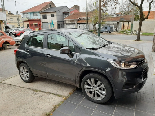 chevrolet tracker premier plus