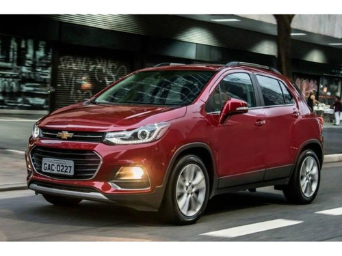 chevrolet tracker premier turbo