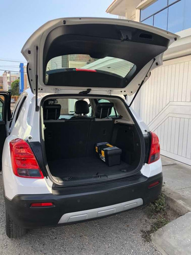 chevrolet tracker tracker automática/mecánica