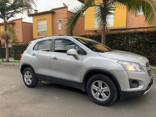 chevrolet tracker versión full