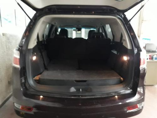 chevrolet traiblazer  2.8 tdi 4x4  ltz aut 2017