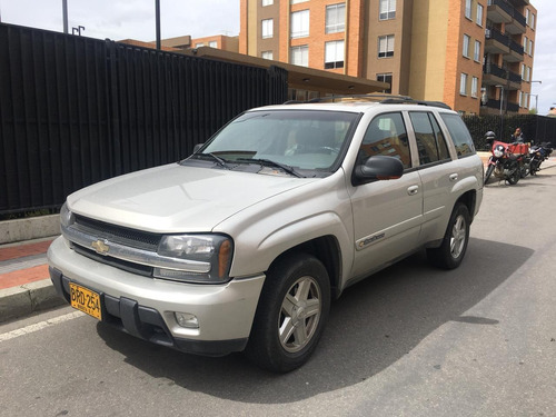 chevrolet trail blazer full equipo
