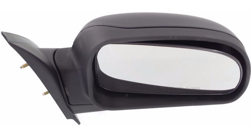 chevrolet trailblazer 2002 - 2009 espejo derecho manual