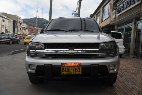 chevrolet trailblazer 2003 tipo campero 4x4