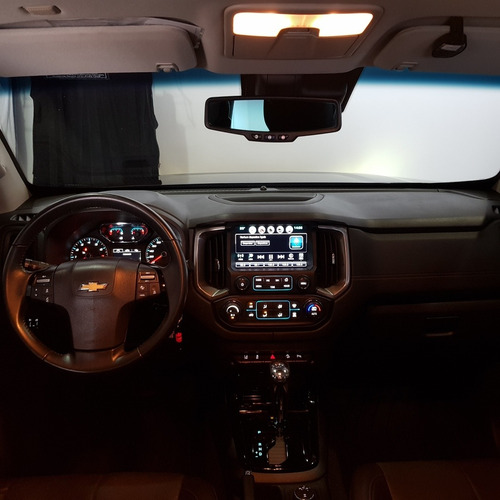 chevrolet trailblazer 2017 3.6 v6 ltz 4x4 aut. 5p