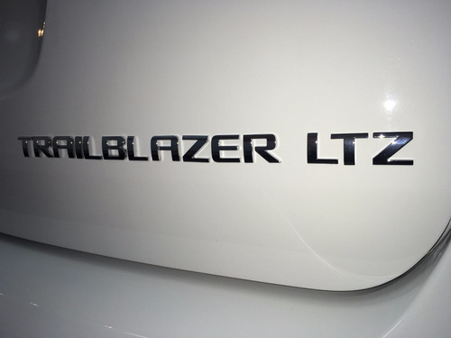 chevrolet trailblazer 2017 4x4 ltz automatica  con tasa 0