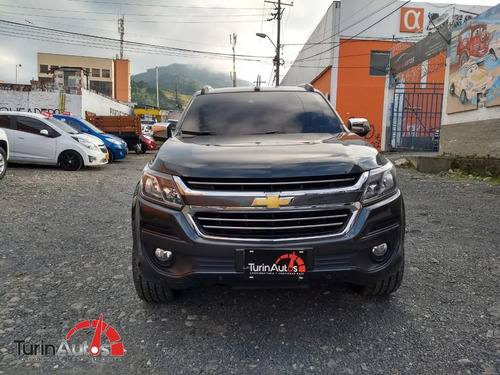 chevrolet trailblazer 2.8 2017