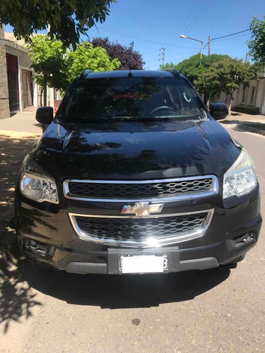 chevrolet trailblazer 2.8 4x4 lt at tdci 180cv 2013