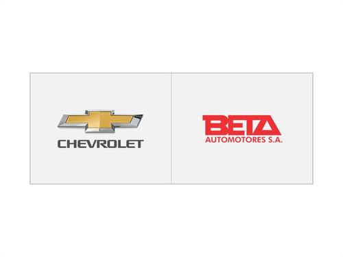 chevrolet trailblazer 2.8 4x4 ltz at 2020 0km plateado #7