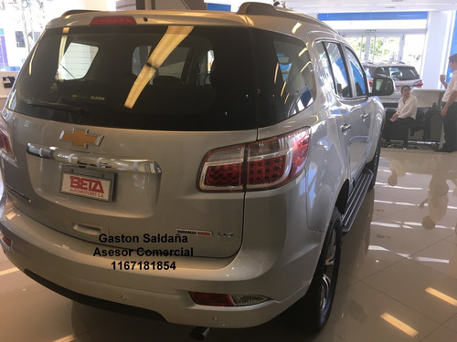 chevrolet trailblazer 2.8 4x4 ltz at dir ggs cat