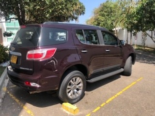 chevrolet trailblazer 2.8 diesel