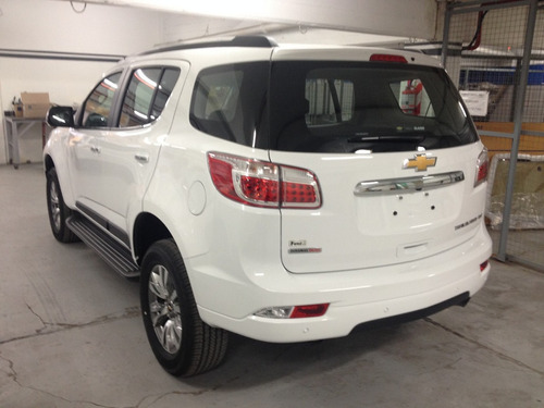 chevrolet trailblazer 2.8 ltz 0km antic forest car balbin #5