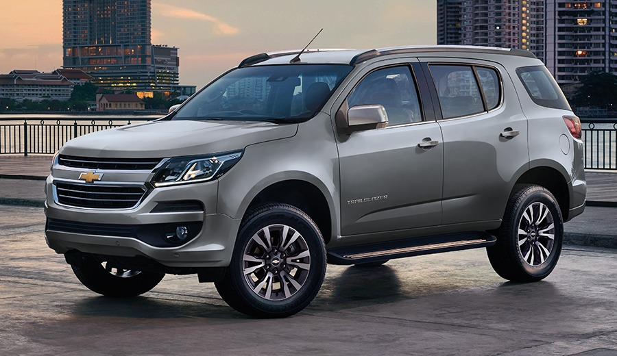 Chevrolet Trailblazer 2.8 Ltz 200cv 7 Asientos 2019!!! Gg ...