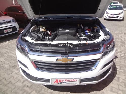chevrolet trailblazer 2.8 ltz 4x4 16v turbo diesel 4p