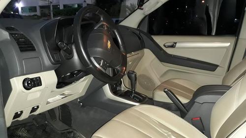 chevrolet trailblazer 2.8 ltz 4x4 aut. 5p