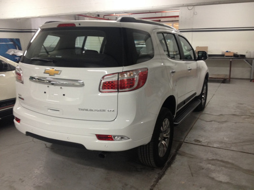 chevrolet trailblazer 2.8 ltz td 4x4 at forest car balbin #5