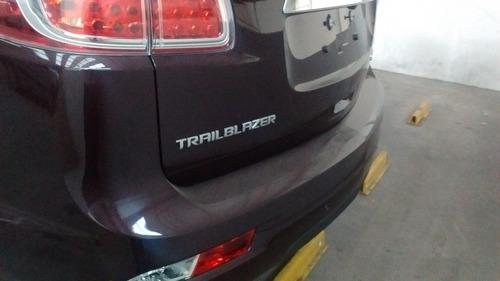 chevrolet trailblazer 2.8 ltz tdci 200cv unidad en stock