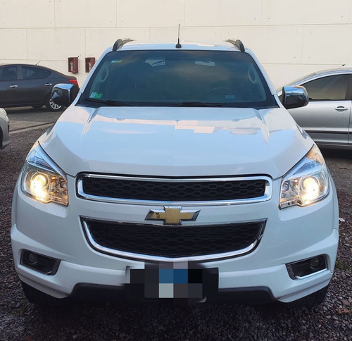 chevrolet trailblazer 2.8 ltz usada 2013 full  #4