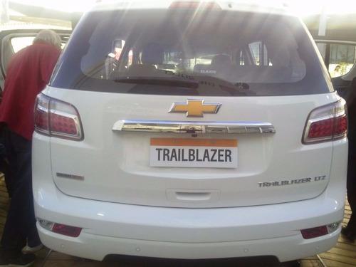 chevrolet trailblazer 2.8 nueva ltz tdci 200cv full okm 208