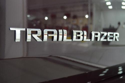chevrolet trailblazer 2.8 td 4x4 ltz at - imperdible #gd