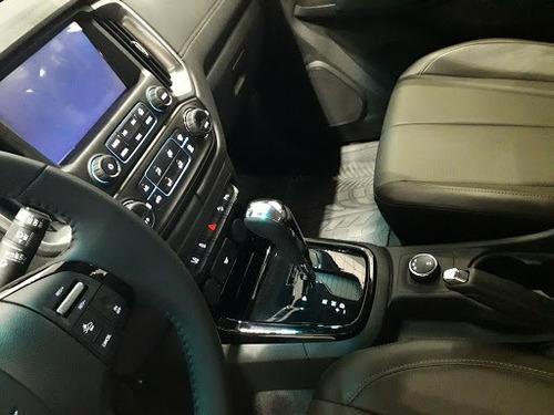 chevrolet trailblazer 2.8d ltz 200cv 7 plazas automatica jb