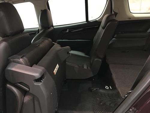 chevrolet trailblazer 2.8d ltz 4x4 7 plazas automática jl