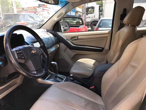 chevrolet trailblazer 3.6 v6 ltz 4x4 aut. 5p 2013