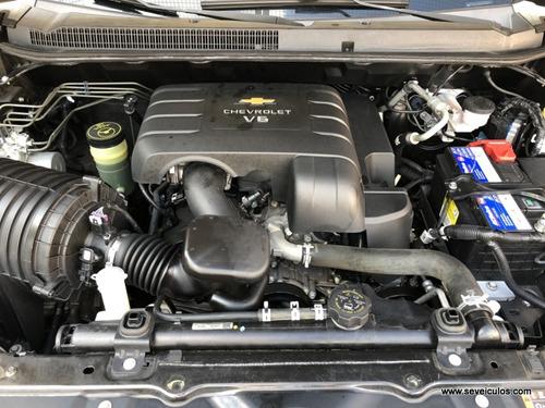 chevrolet trailblazer 3.6 v6 ltz 4x4 aut. 5p