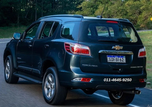 chevrolet trailblazer 4x4 ltz at 0km#7