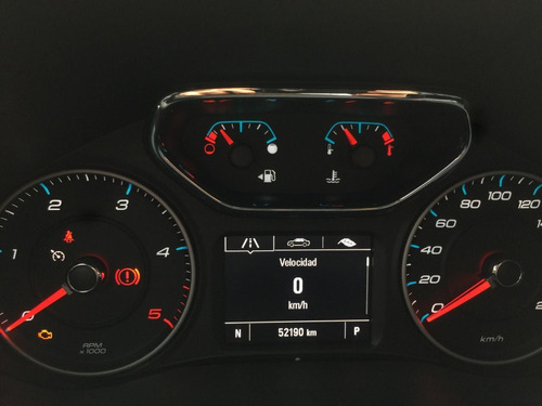 chevrolet trailblazer ltz 2.8 4x4  2018  blanca 5 puertas