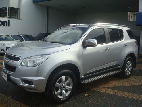 chevrolet trailblazer ltz 3.6