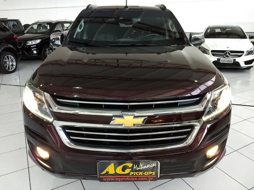 chevrolet trailblazer ltz blindada n iii 2.8 4x4 top 57000km