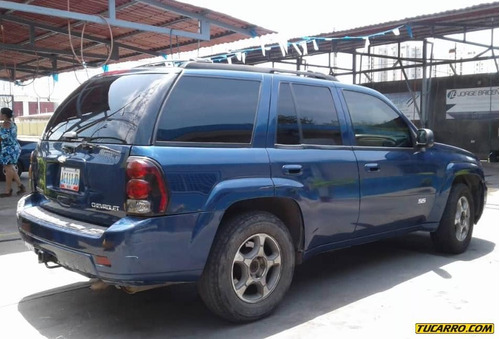 chevrolet trailblazer saport wagon