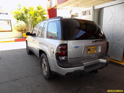 chevrolet trailblazer trail