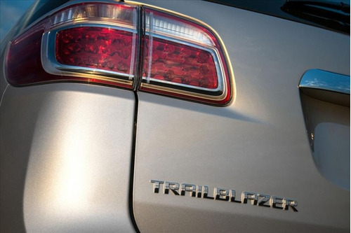 chevrolet trailblazer trailblazer 2.8 ltz ctdi diesel