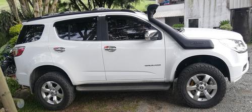 chevrolet trailblazer única en colombia