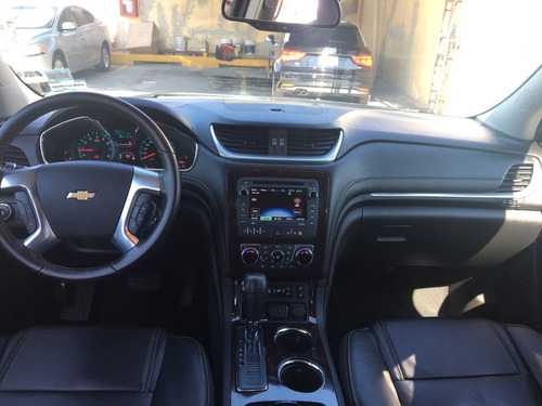 chevrolet traverse 2016 lt paquete  b  reestrene impecable