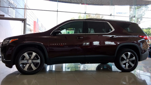 chevrolet traverse 2019 lt
