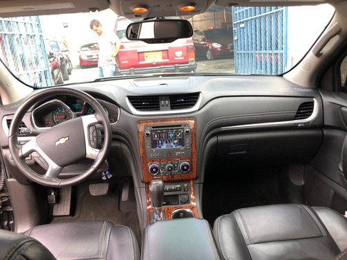 chevrolet traverse 3.6 at 2013