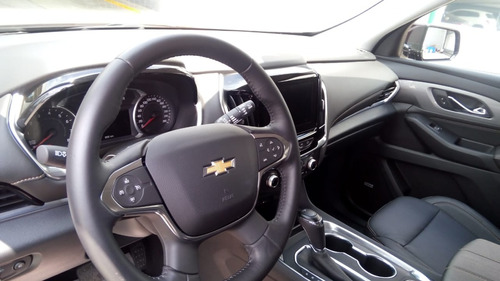 chevrolet traverse 3.6 lt piel at