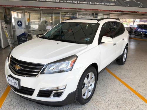 chevrolet traverse 3.6 lt2 v6 piel qc abs 7 /pas b mt 2013