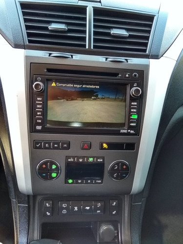 chevrolet traverse b aa qc dvd at