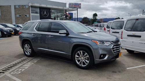 chevrolet traverse high country 2020 3000km