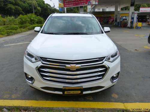 chevrolet traverse  high country awd 3600