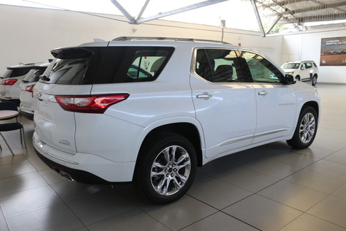 chevrolet traverse highcoutry 2020