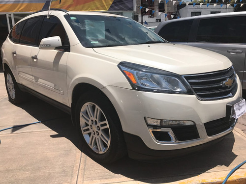 chevrolet traverse lt  2014