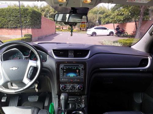 chevrolet traverse lt 2017 full equipo recibo vehiculo menor