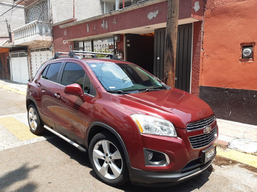 chevrolet trax 1.4 ltz turbo mt 2014