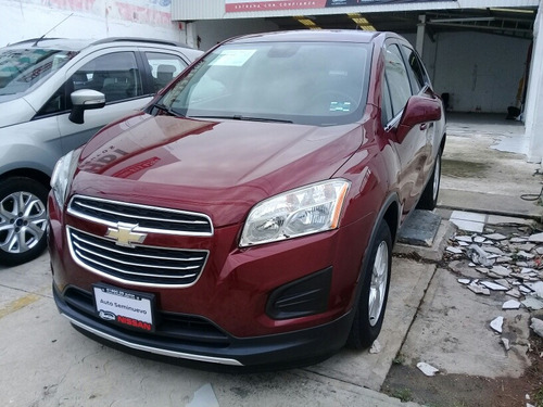chevrolet trax 1.8 lt at 2016