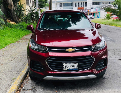 chevrolet trax 1.8 lt at 2017